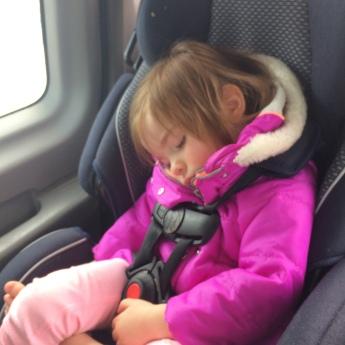 Ruth Sleeping