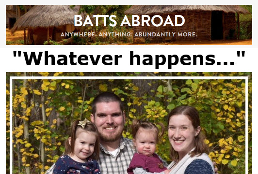 Batts Abroad Sept 2018