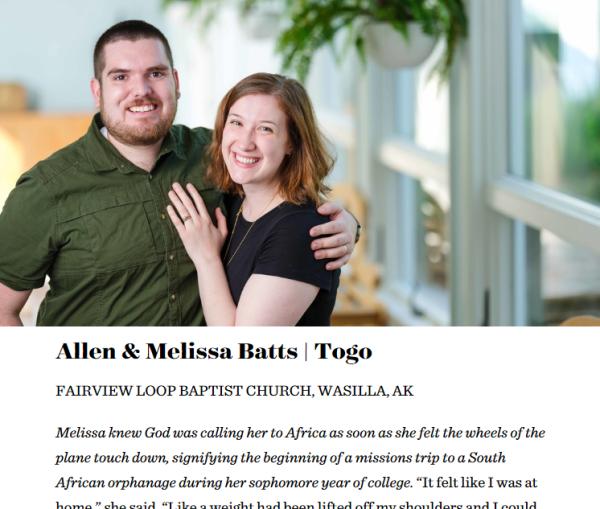 Batts - Message Magazine